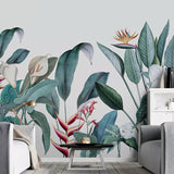 nature Wall Decor, Light Calas Mural Wallpaper (m²), beautiful natural decor, nature inspired designs, best home decor, Forest Homes