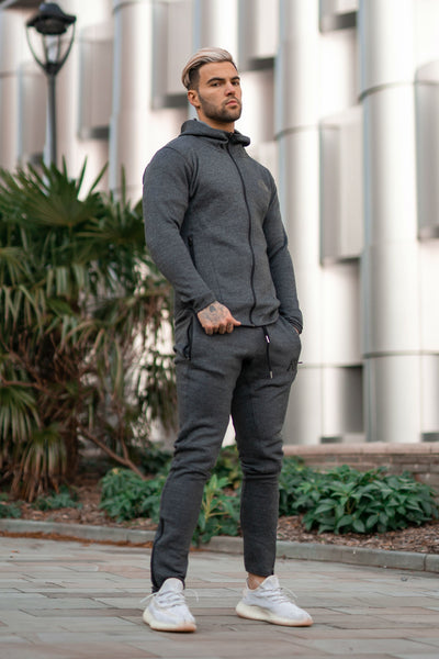 Tech 2.0 Tracksuit - Charcoal