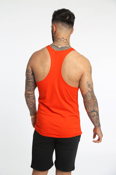 Core Gym Vest - Red