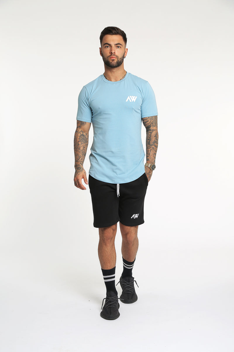 Core T-Shirt - Sky Blue