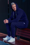 Core Hood - Navy Blue