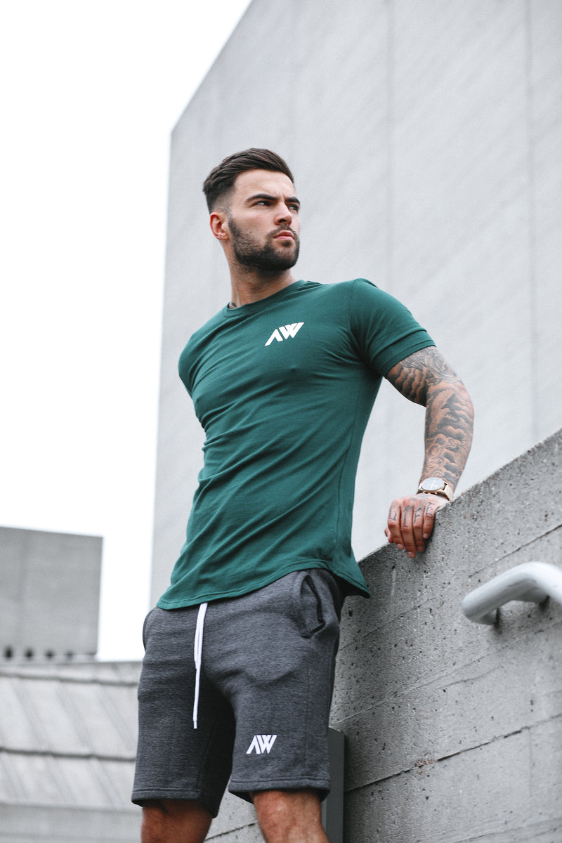 Core T-Shirt - Emerald Green
