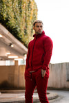 Tech 2.0 Tracksuit - Red