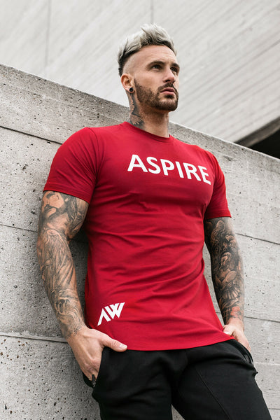 Elite Tee - Icon Red