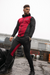 Tech 2.0 Tracksuit - Red & Black Combo