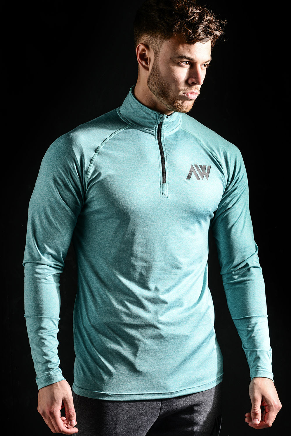 PerformaZip Tee - Teal
