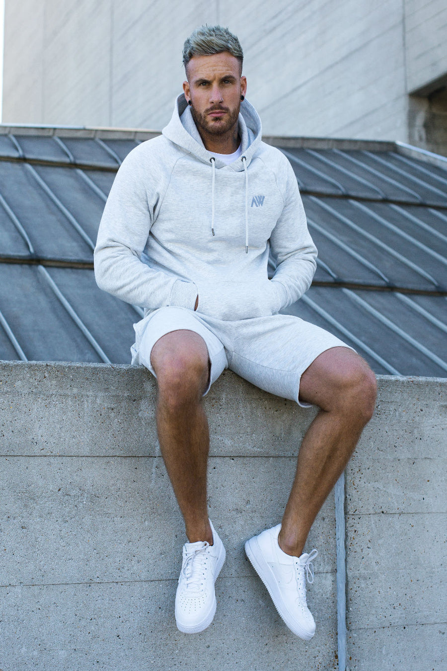 Luxe Shorts - Space Grey