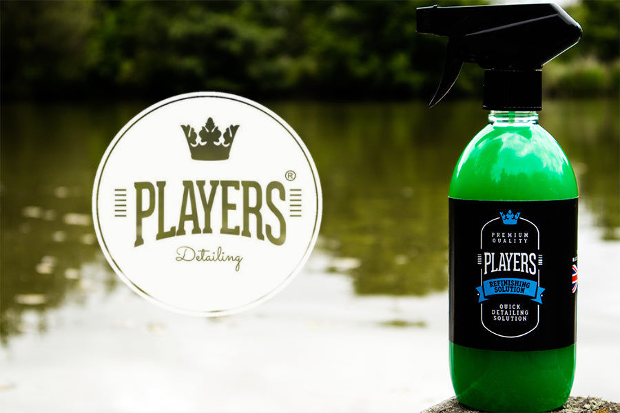 Players Quick Detailing Spray - 500ml