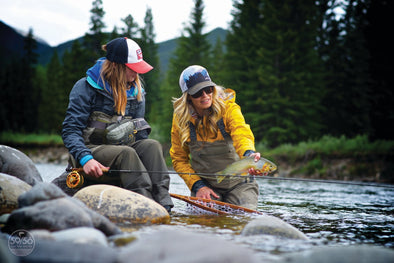 EP. 27 Dreaming Big to Reach Gender Parity in Fly Fishing | Orvis 50/50 on the Water Campaign