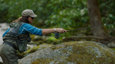 EP. 178 Hunting for Fish on the Fly and Glamping in the Great Smoky Mountains