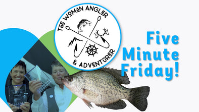 EP. 115 Get Ready for a Crappie Weekend!