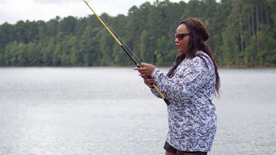 EP. 129 From Collegiate Fishing to Turning Pro Anastasia Patterson Has Found a Support Group of Other Female Anglers Is Key