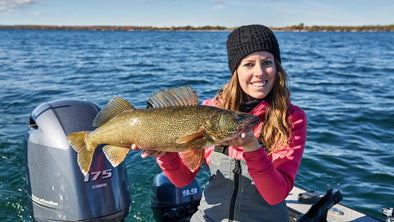 EP. 131 She Loves to Fish! Chatting with Multi Species Angler Ashley Rae