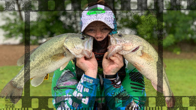 EP. 143 Bassing Gal Barbara Harris on Her Way to Fish in the LBAA Lake Hartwell Tournament!