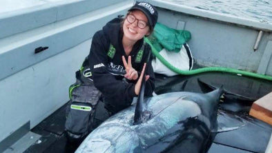 EP. 153 Angelica Marciano from Wicked Tuna
