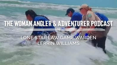 EP. 14 Lone Star Law Game Warden Lerrin Williams
