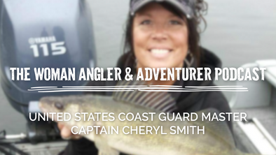 EP. 15 United States Coast Guard Master Captain Cheryl Smith