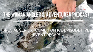 EP. 44 Special Series: Women on Ice Episode Five: Event Recap!