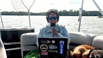 EP. 62 On the Pontoon, Makin' Waves and Catchin' Rays...And Fish!