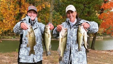 EP. 176 Chatting with 2 Chicks in a Boat about Fishing Tournaments, Bass Fishing, Confidence, and More!
