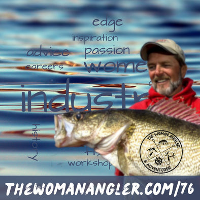 Legendary Sportsman and Media Personality Al Lindner Guests on The Woman Angler & Adventurer to Talk About Careers in the Fishing Industry