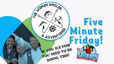 EP. 93 If You Ice Fish You Need to Be Doing This...