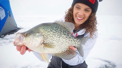EP. 94 Move Over Frozen 2, We've Got the Real Ana on Ice: She Talks Career, Ice Fishing in Manitoba and More!