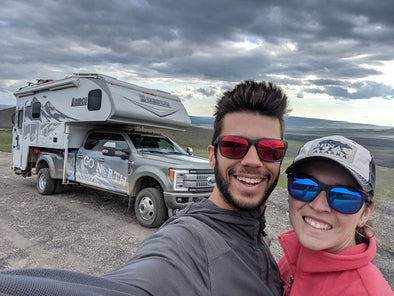 EP. 166 Truck Camper Adventures with Mortons on the Move