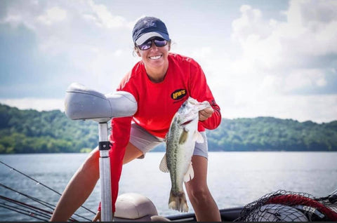 EP. 204 From Tournament Fishing at the Age of 7 To Passing on the Passion to Her Daughters - Melinda Mize