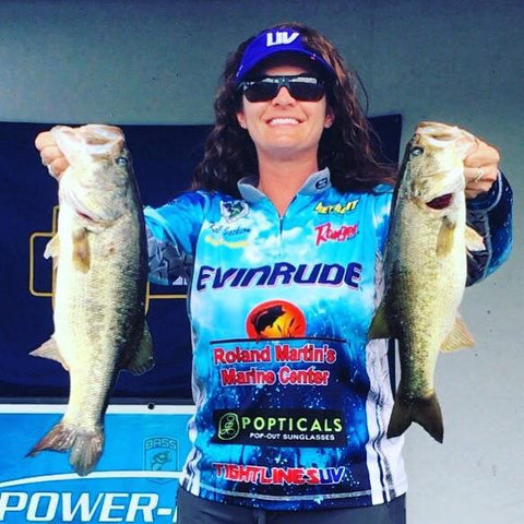 FLW All-American Qualifier Katie Jackson