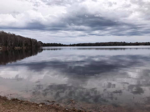 The Dairyland Flowage, Home of the 2019 Governor's Fishing Opener.