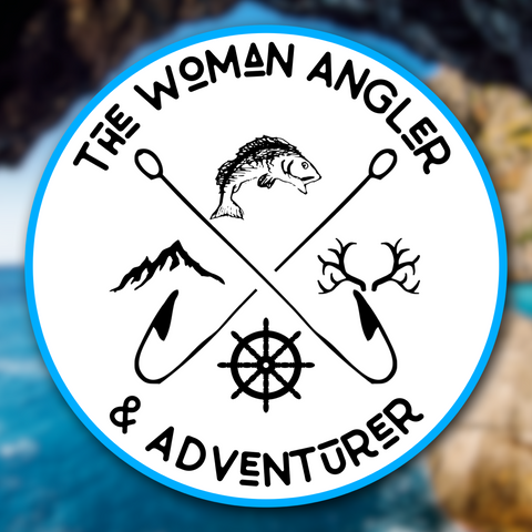The Woman Angler & Adventurer Podcast Cover Art