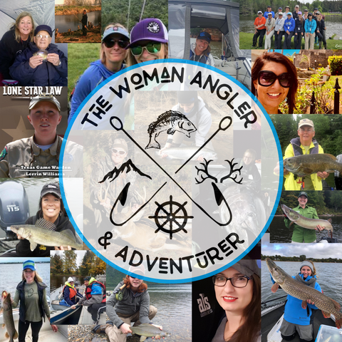 The Woman Angler & Adventurer Podcast Celebrates One Year!