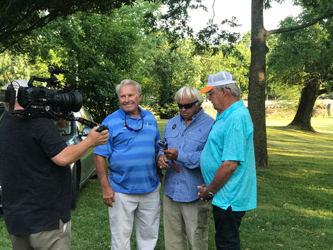 The 3 Legends: Roland Martin, Jimmy Houston and Bill Dance!