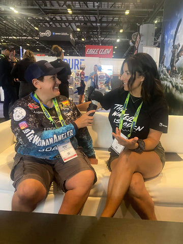 EP. 199 Women Making Waves With Professional Angler Nicole Jacobs: Promoting Diversity, Equity and Inclusion in the Sport of Bass Fishing