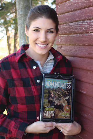 Jennifer Pudenz- Founder and Creator of Adventuress Magazine