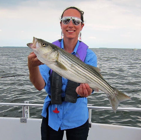 Rachel Piacenza Director of Marketing Recreational Boating and Fishing Foundation Stripped Bass