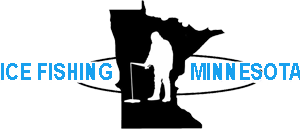 Ice Fishing Minnesota Logo