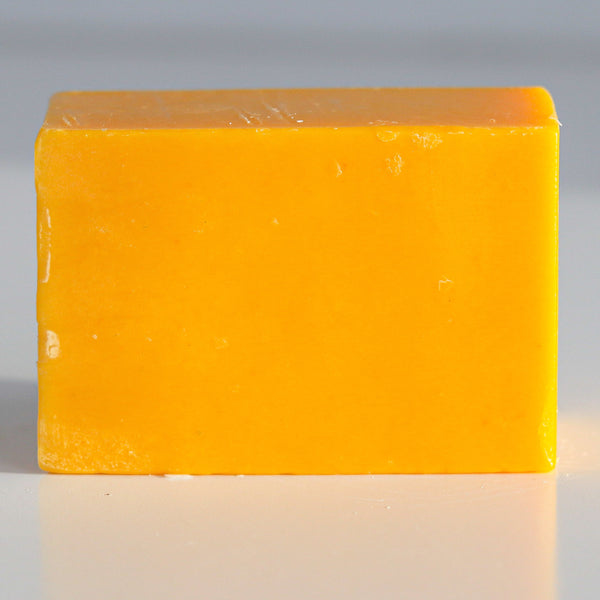 Carrot, orange & pumpkin oil soap