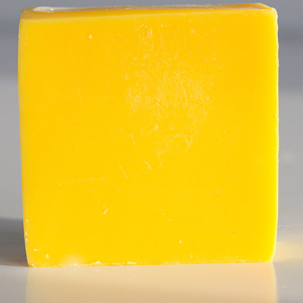 Clementine & sunflower soap