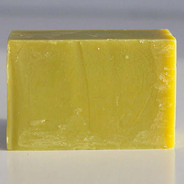 Green tea & lemongrass soap