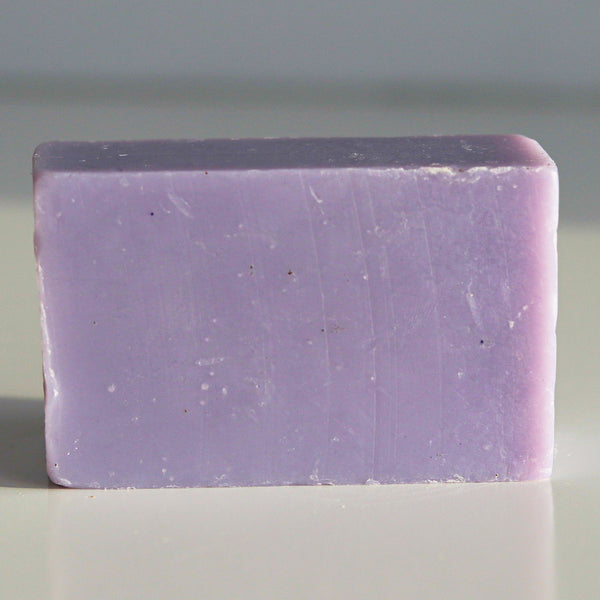 Lavender & argan oil soap