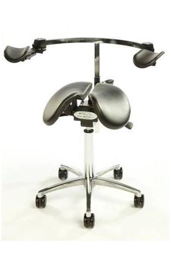 Salli Sonography Chair Carbonlite Medical Technology