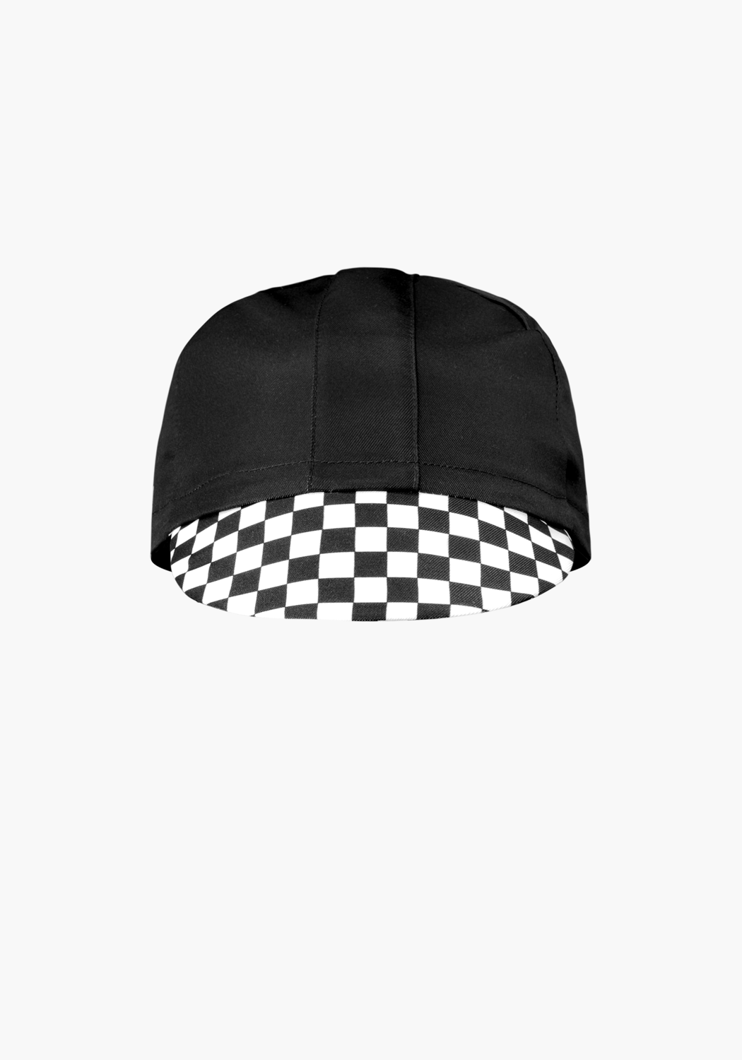 Race Check Café Cap