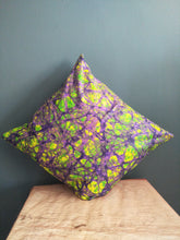 Tiedye African Fabric Cushion Cover