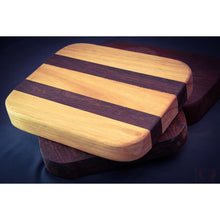 Striped Handmade Board - Board