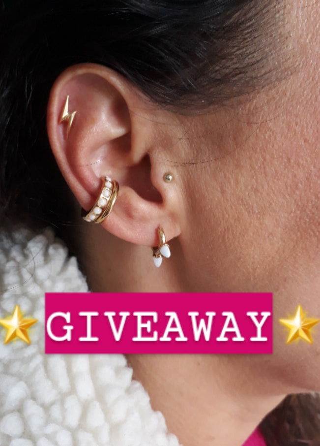 £200 Jewellery Giveaway!