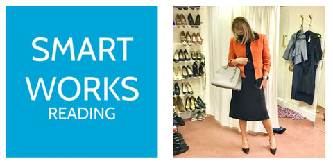 Smart Works client styling and logo
