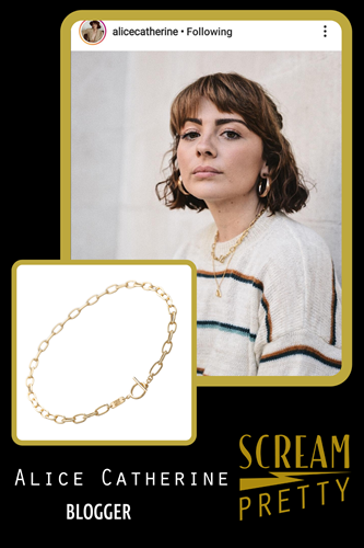 Alice Catherine Scream Pretty Jewellery