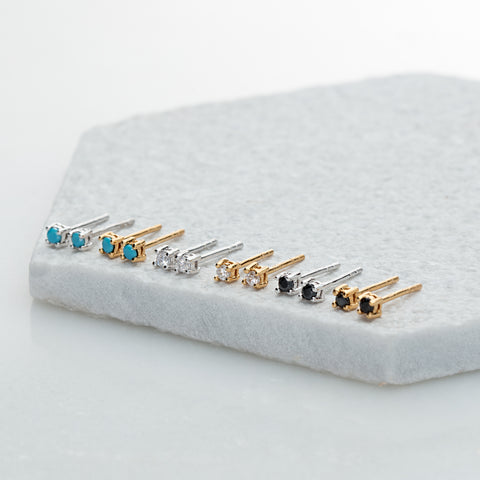 Scream Pretty Teeny Tiny Stud Earrings